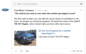 Zombie Ford