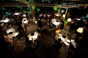 Eventide Restaurant Rooftop