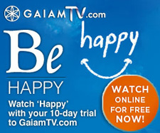 Happy Film Gaiam TV