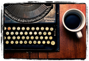 finding calm in writing